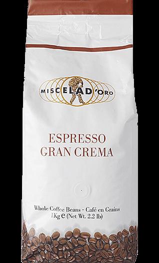 Miscela d'Oro Caffe Gran Crema Bohnen 1kg