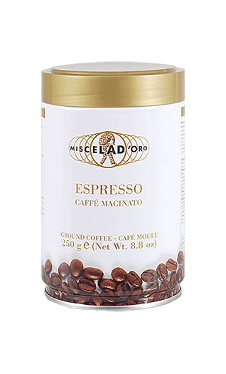 Miscela d'Oro Kaffee Macinato gemahlen 250g Dose