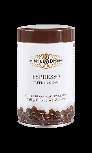 Miscela d'Oro Espresso n Grani Bohnen 250g Dose