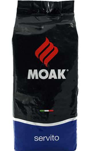 Moak Caffe Servito Bohnen 1kg