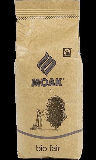 Moak Caffe Bio Fair Bohnen 500g