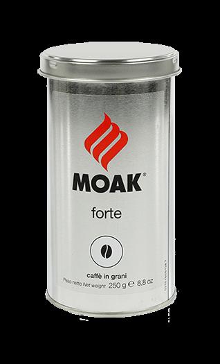 Moak Caffe Forte Bohnen 250g Dose