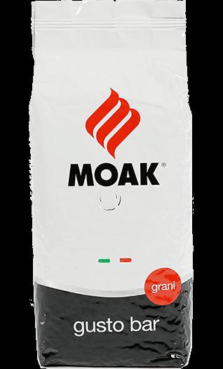 Moak Caffe Gusto Bar Bohnen 1kg