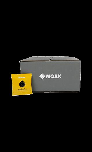 Moak Caffe Soul Pads 50 Stück