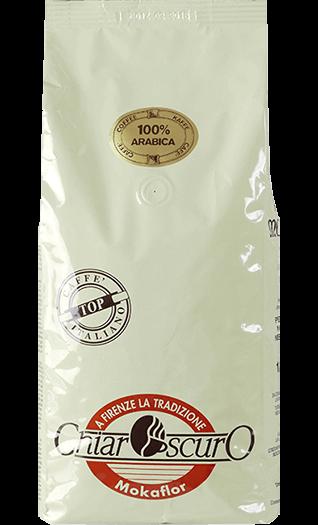 Mokaflor ChiaroScuro Bohnen 1kg