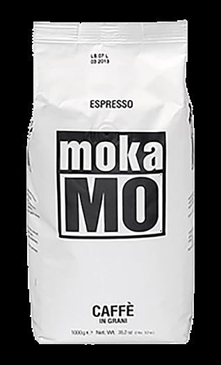 Mokamo Caffe Dolce Bohnen 1kg