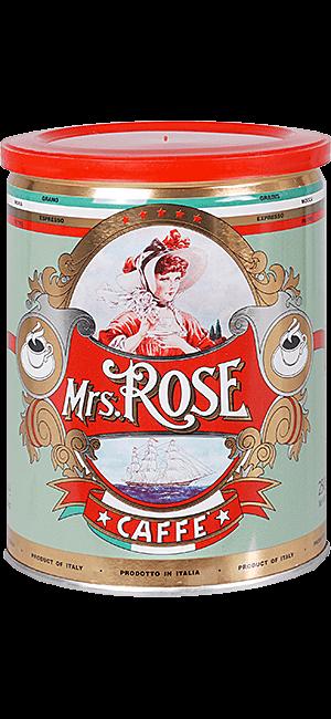 Mrs Rose Caffe Filter gemahlen 250g