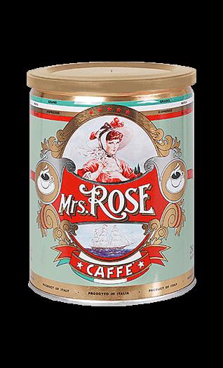 Mrs Rose Caffe Espresso gemahlen 250g