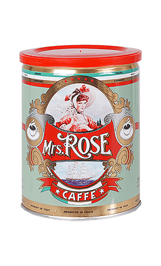 Mrs Rose Caffe Filter 250g gemahlen