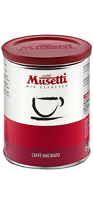 Musetti Miscela Rossa Bohnen 250g Dose
