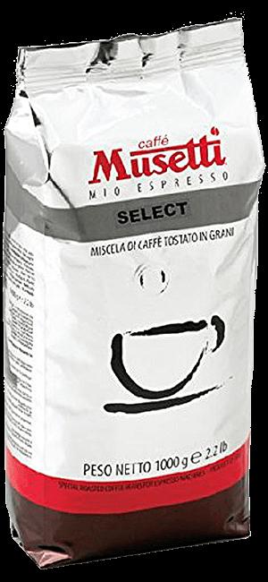 Musetti Select Bohnen 1kg