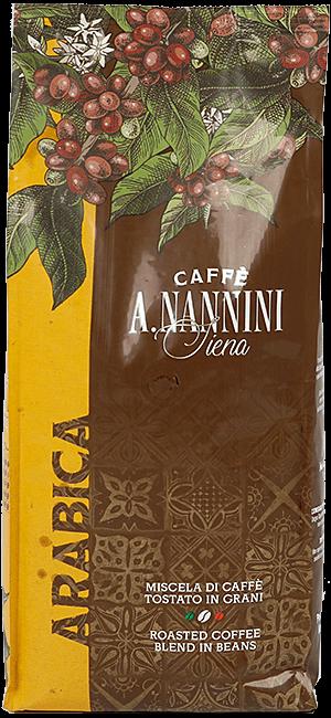 Nannini Arabica 100% Bohnen 1kg