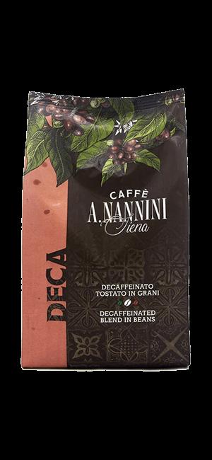 Nannini Decaffeinato Bohnen 500g