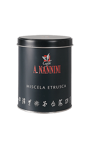 Nannini Etrusca ground 8.82oz Tin