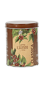 Nannini Classica ground 8.82oz Tin