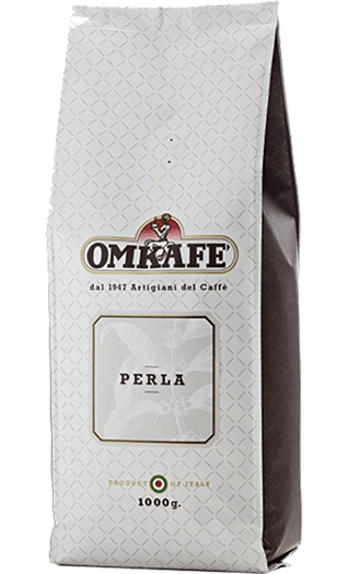 Omkafe Caffe Perla Bohnen 1kg