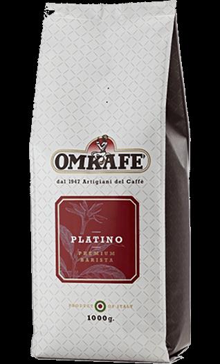 Omkafe Platino Bohnen 1kg