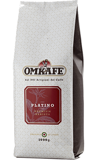 Omkafe Caffe Platino Bohnen 1kg