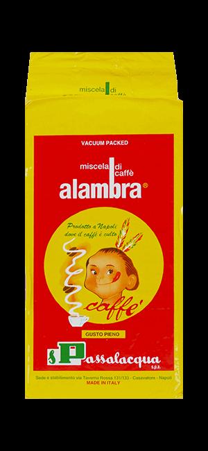 Passalacqua Alambra gemahlen 250g