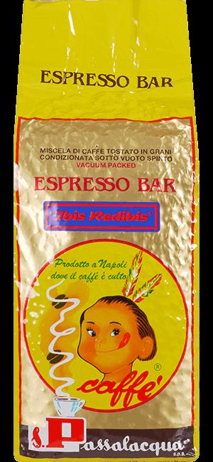 Passalacqua Ibis Redibis Bohnen 1kg