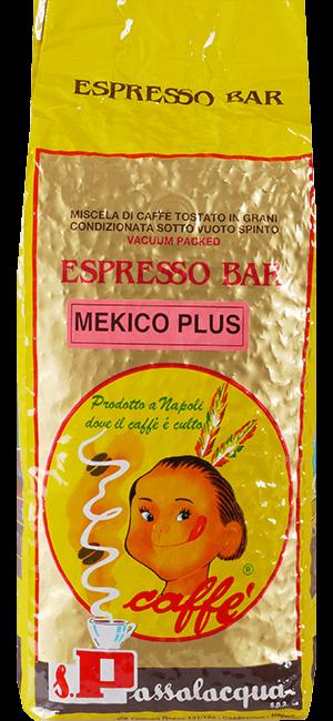 Passalacqua Mekico Plus Bohnen 1kg