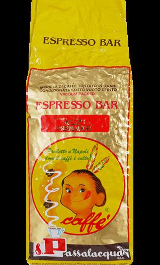 Passalacqua Espresso Cremador Bohnen 1kg