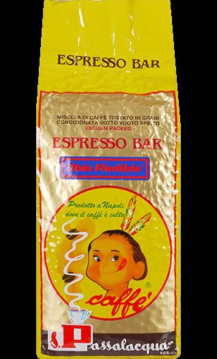 Passalacqua Espresso Ibis Redibis Bohnen 1kg