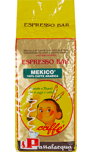 Passalacqua Caffe Mekico Bohnen 1kg