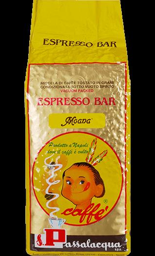 Passalacqua Kaffee Moana Bohnen 1kg