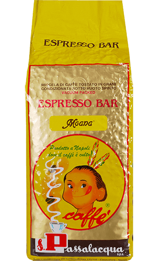 Passalacqua Caffe Moana Bohnen 1kg