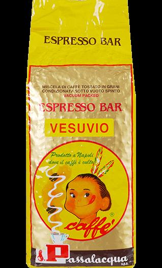 Passalacqua Espresso Vesuvio Bohnen 1kg