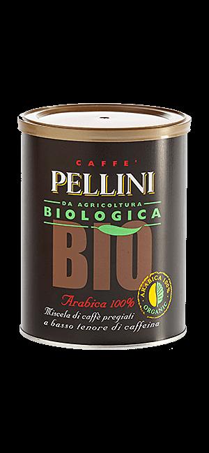 Pellini Bio gemahlen 250g Dose