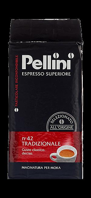 Pellini N°42 Tradizionale gemahlen 250g