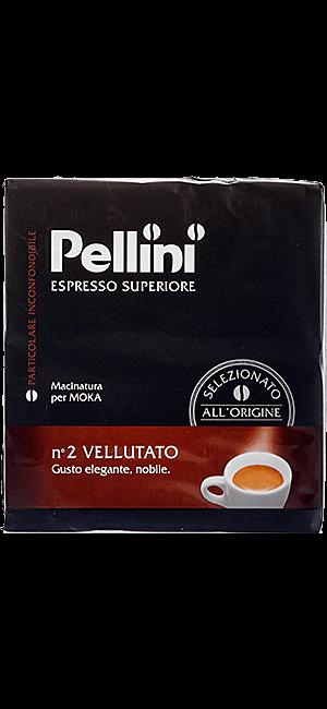 Pellini N°2 Vellutato gemahlen 500g