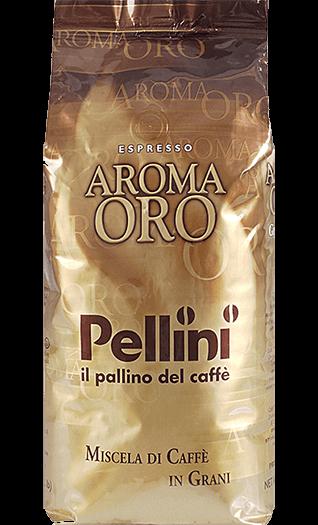 Pellini Caffe Aroma Oro Intenso Bohnen 1kg