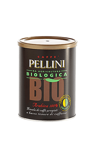 Pellini Bio ground 8.82oz Tin