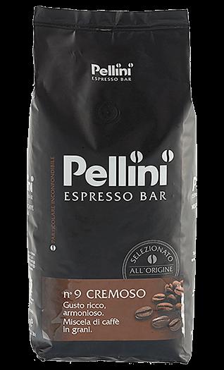 Pellini Caffe N° 9 Cremoso Bohnen 1kg