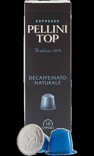 Pellini Top Decaffeinato Kapseln 10 Stück