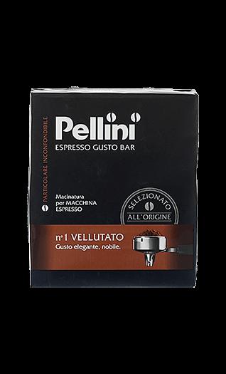 Pellini Caffe N°1 Vellutato 500g gemahlen