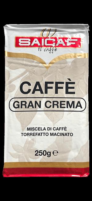 Saicaf Caffè Gran Crema gemahlen 250g