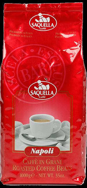 Saquella Napoli Bar Bohnen 1kg