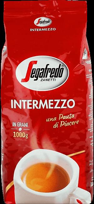 Segafredo Intermezzo Bohnen 1kg