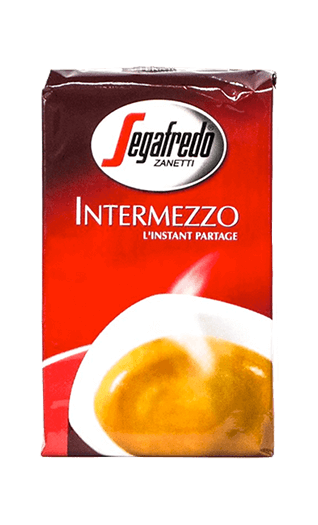 Segafredo Intermezzo gemahlen 250g