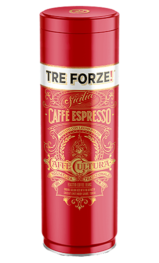 Tre Forze! ground 250g Tin