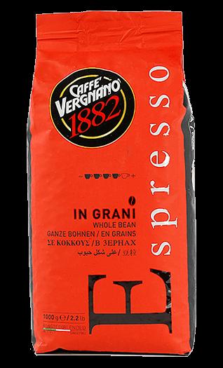 Caffe Vergnano Espresso Bar Bohnen 1kg