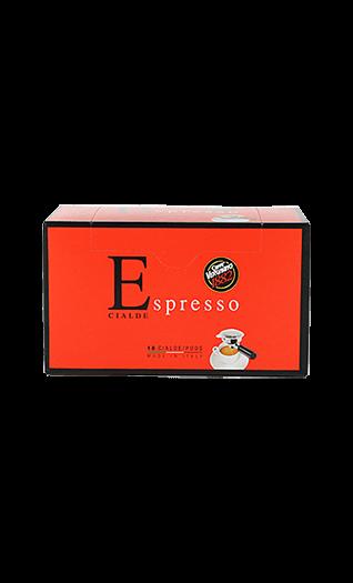 Vergnano Espresso Pads 18 Stück
