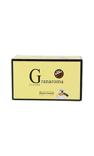 Vergnano Caffe Gran Aroma Pads 18 Stück