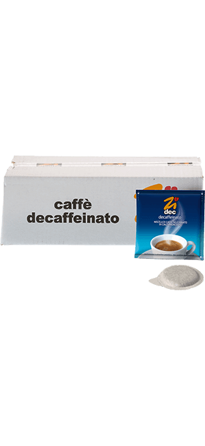 Zicaffe Decaffeinato Pads 50 Stück
