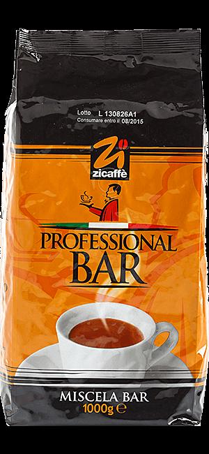 Zicaffe Professional Bar Bohnen 1kg