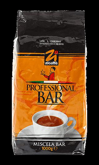 Zicaffè Professional Bar Bohnen 1kg